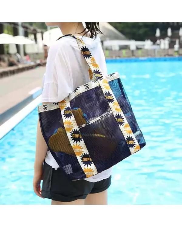 4GL Travel Season Fashion Design Tote Bag
