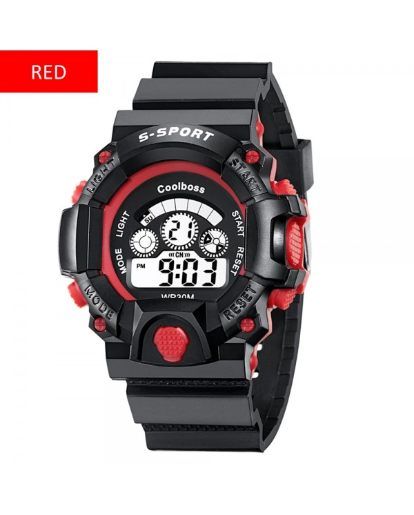 4GL CoolBoss CB-08 Men Watch Digital Watch Watches Jam Tangan