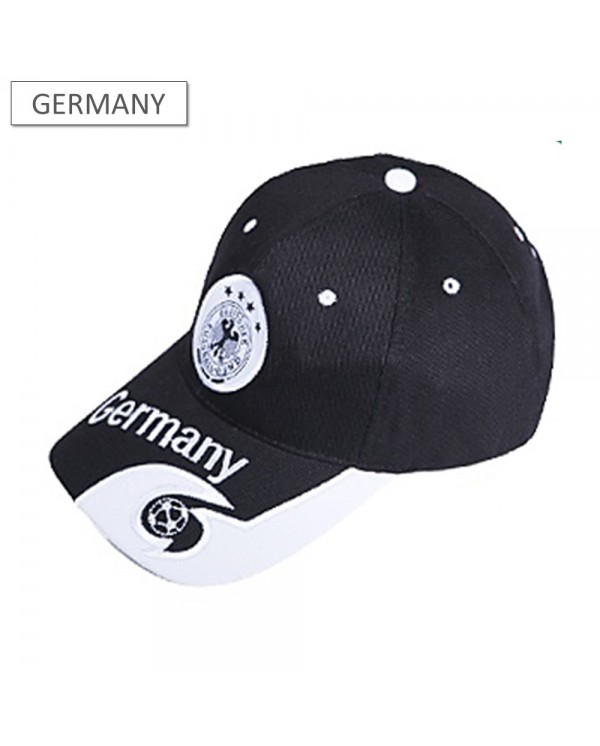 4GL Russia World Cup Soccer Football Cap Hat Snapback Brazil England France Germany