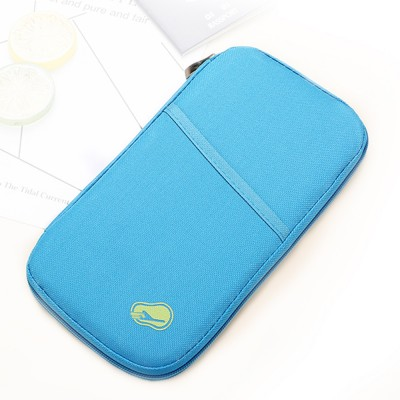 4GL Travel Wallet Passport Holder Multifunction Organizer Pouch