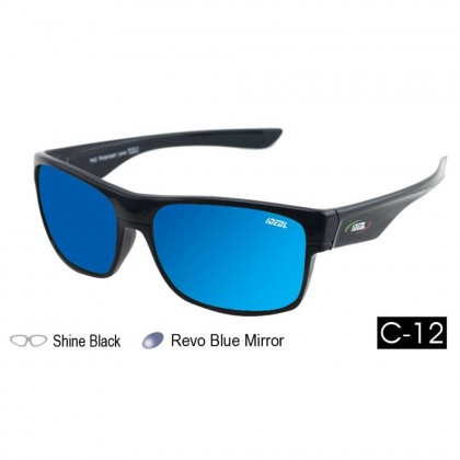 4GL Ideal 388-8985 Polarized Sunglasses Sport UV 400