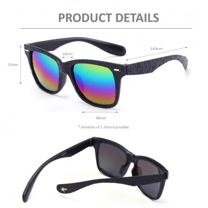 4GL KD9732 Sunglasses Fashion Retro UV400 Protection