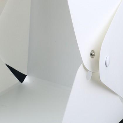 4GL 24cm(S) Photo Studio Button Version Portable LED Light Box