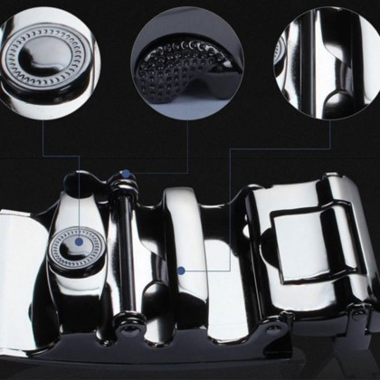 4GL A Series High Quality Design Men Leather Belt