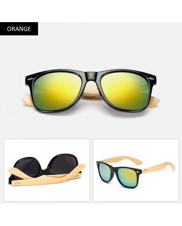 4GL 1501 Fashion Wooden Sunglasses Men