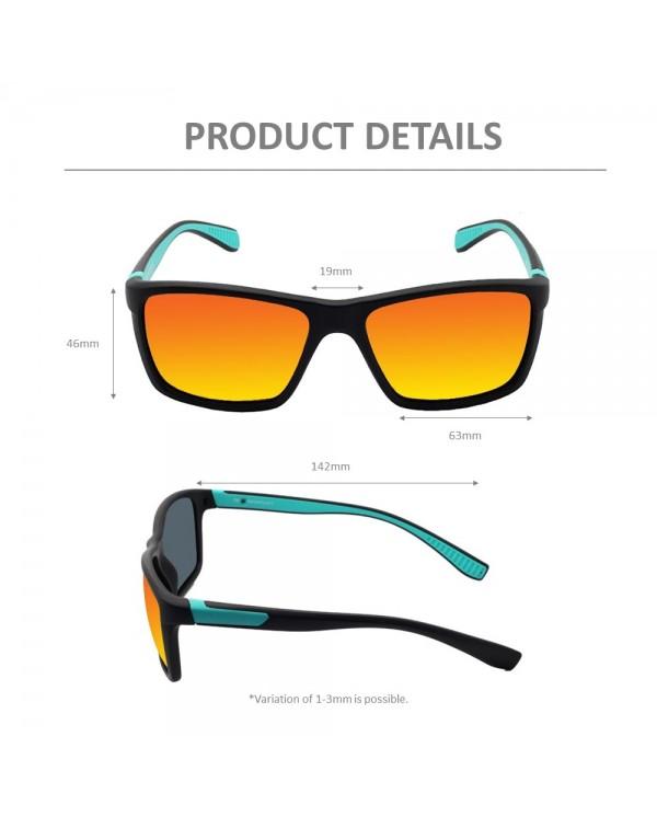 4GL IDEAL 8945-E Classical Style Polarized Sunglasses UV 400