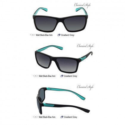 4GL Ideal 8945-E Polarized Sunglasses Classical Style UV 400