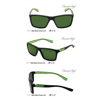 4GL IDEAL 8945-E Classical Style Polarized Sunglasses UV 400