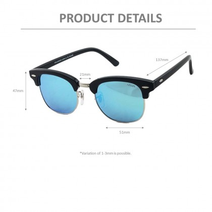 4GL Ideal 8956 Polarized Sunglasses New Age UV 400