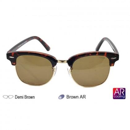 4GL IDEAL 8956 New Age Polarized Sunglasses UV 400