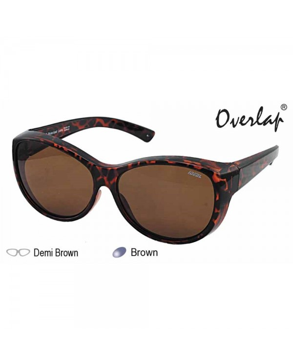 4GL IDEAL 8974 Fit Over Overlap Polarized Sport Sunglasses UV 400
