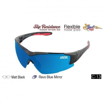 4GL IDEAL 388-8995 Polarized Sport Sunglasses UV400