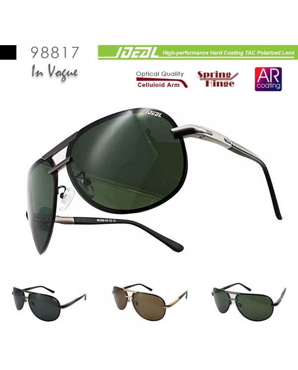 4GL IDEAL 98817 In Vogue Polarized Sunglasses UV400