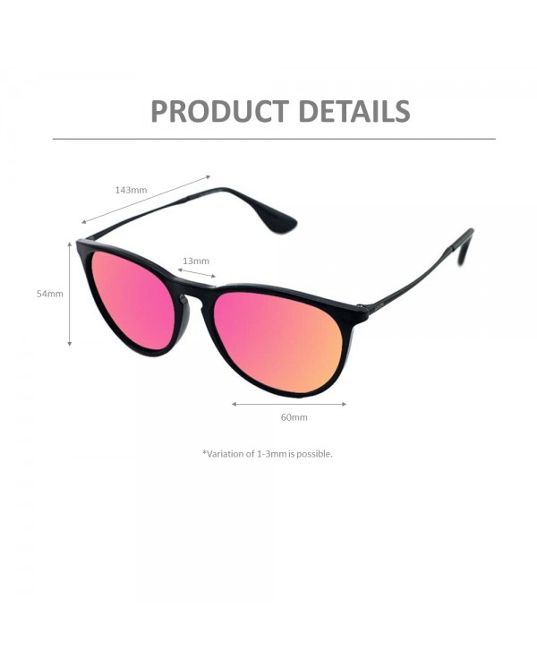 4GL IDEAL 98836 In Vogue Polarized Sunglasses UV400