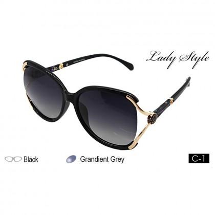 4GL Ideal YS58905 Polarized Sunglasses Lady Style UV400