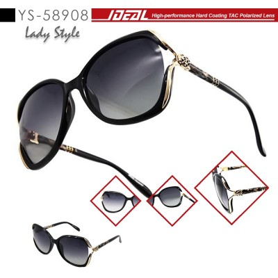 4GL IDEAL YS-58908 Lady Style Polarized Sunglasses UV400