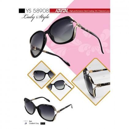 4GL IDEAL YS-58908 Lady Style Polarized Sunglasses UV400