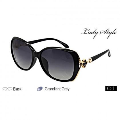 4GL Ideal YS-58909 Polarized Sunglasses Lady Style UV400