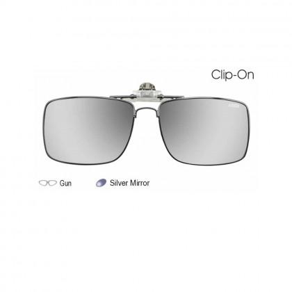 4GL Ideal C9766 Clip On Polarized Sunglasses UV400