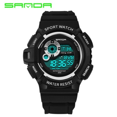 4GL Sanda 302 Sport Luminous Digital Watch