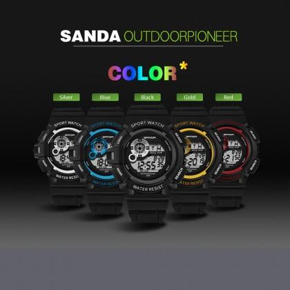4GL Sanda 302 Sport Luminous Digital Watch