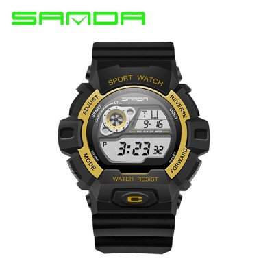 4GL Sanda 310 Luminous Sport Digital Watch