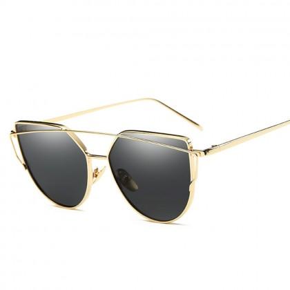 4GL WS001 Sunglasses Fashion Retro Women Lady UV400