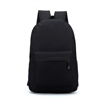 4GL Plain Colour Backpack Bag Pack School Bag Beg Sekolah Bag Sekolah Laptop Bag