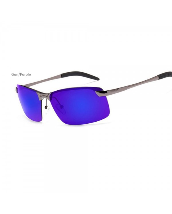 4GL 3043 Men Unisex Driving Polarized Sunglasses UV400