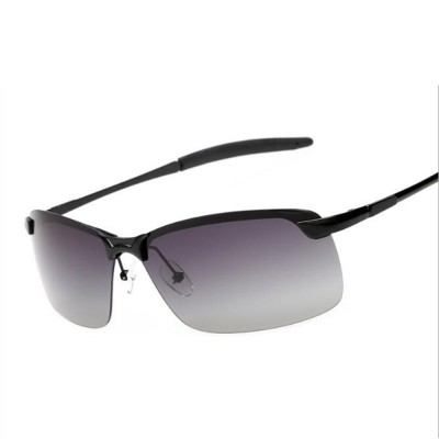 4GL 3043 Men Unisex Driving Anti Glare Polarized Sunglasses UV400
