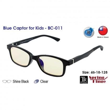 4GL BLUE CAPTOR Kids Children Anti Blue Light Blocking Computer Glasses Spectacles