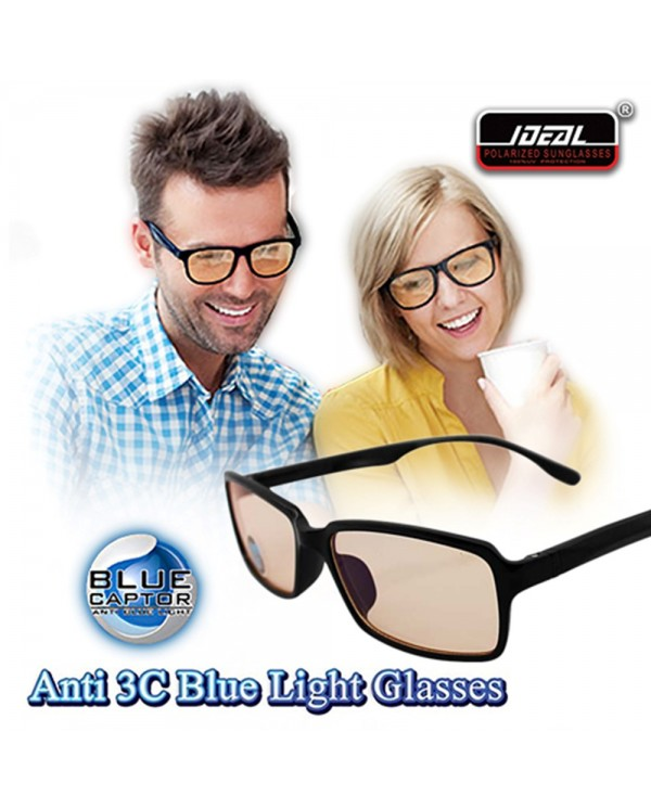 4GL IDEAL BLUE CAPTOR BC006 Anti Blue Light Blocking Computer Glasse