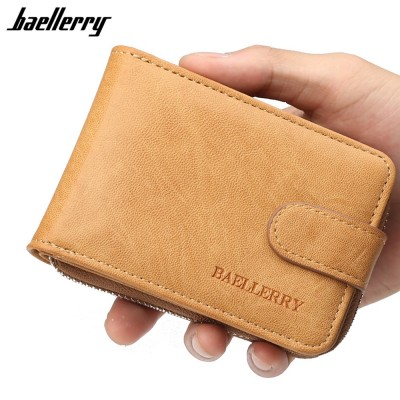 4GL Baellerry K2078 Men Card Holder Wallet Coin Purse Dompet