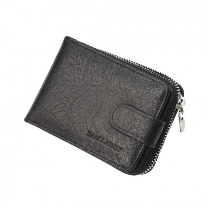 4GL Baellerry K2078 Card Holder Men Wallet Coin Purse Dompet