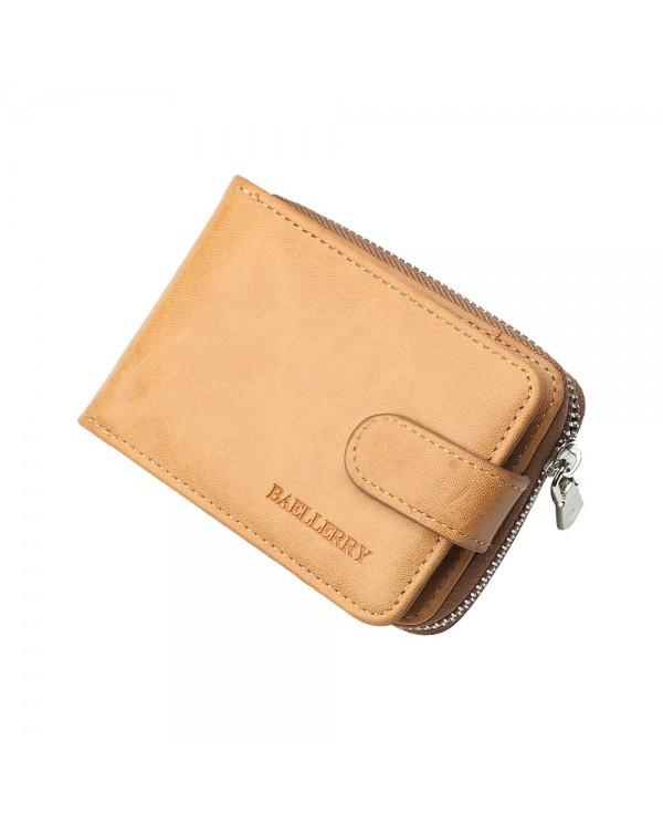 4GL Baellerry K2078 Men Card Holder Wallet Coin Purse Dompet