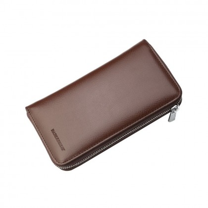 4GL Baellerry P6608 Long Purse RFID Protection Women Wallet Card Holder Dompet