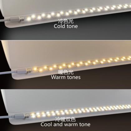 4GL EZRoom 40cm(L) Photo Studio Premium 2 LED Light Button Portable Adjustable Brightness With 3 Lighting Mode