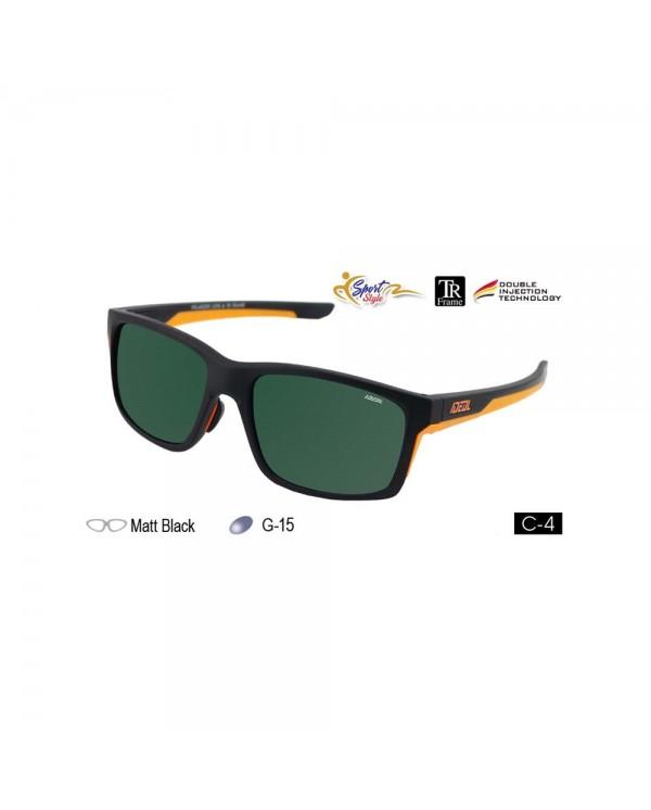 4GL IDEAL 388-9000 Polarized Sport Sunglasses UV400 TR Frame