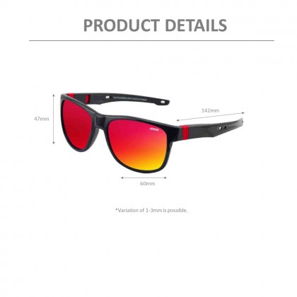 4GL IDEAL 288-9007 New Age Polarized Sunglasses UV400