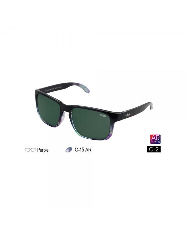 4GL IDEAL 288-8966 New Age Polarized Sunglasses UV400