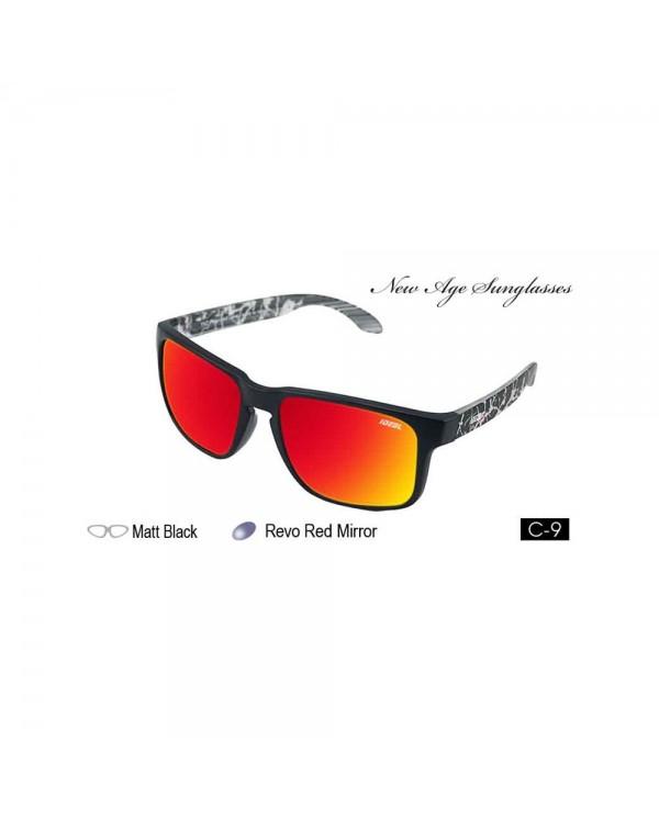 4GL IDEAL 288-9003 New Age Polarized Sunglasses UV400