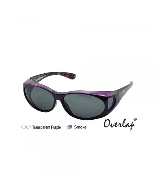 4GL IDEAL 8961 Overlap Fit Over Polarized Sport Sunglasses UV 400