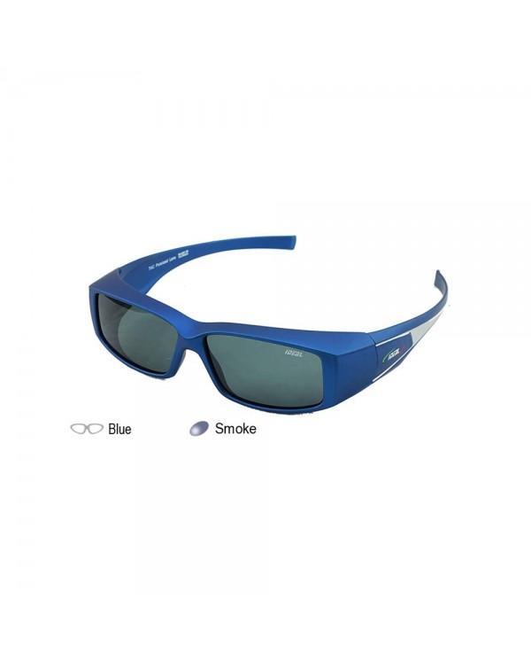 4GL IDEAL 8981 Overlap Fit Over Polarized Sport Sunglasses UV 400