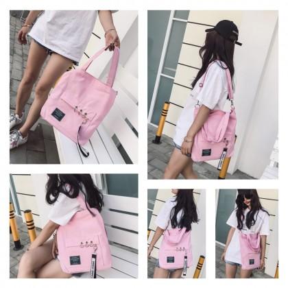 4GL Fashion Canvas Tote Bag Living Traveling Share S001S Sling Shoulder Bag