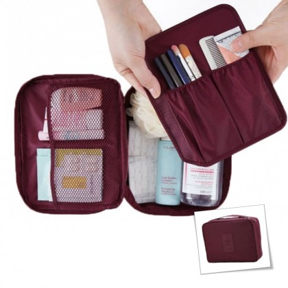 4GL Travel Multi Toiletries Pouch Cosmetic Bag