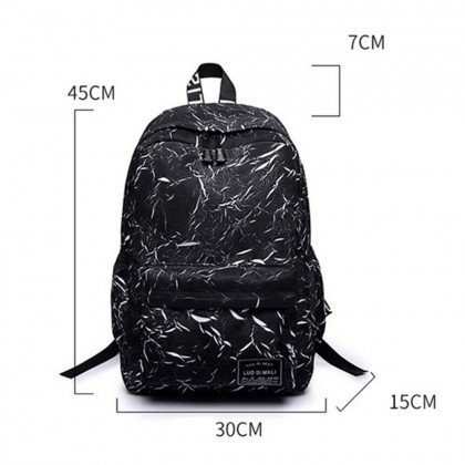 4GL Luo Si Mali Backpack Bag Pack School Bag Beg Sekolah Bag Sekolah Laptop Bag