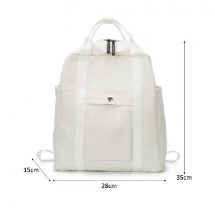 4GL Korean Fashion Women School Backpack A0619