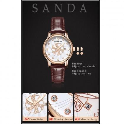 4GL SANDA P223 Exquisite Women Watch Watches Jam Tangan