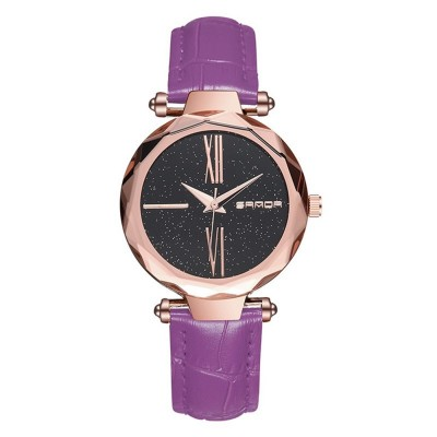 4GL SANDA P244 Leisure Quartz Women Watch Watches Jam Tangan