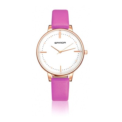 4GL SANDA P227 Simple Casual Women Watches Jam Tangan